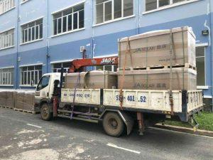 chuyển kho xưởng trọn gói hcm