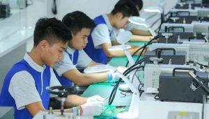 thu nhân công lao động phổ thông
