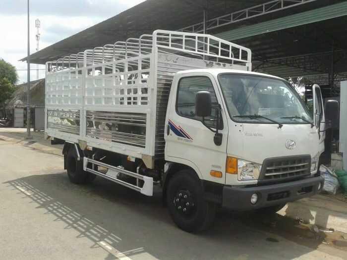 thuê xe tải tự lái